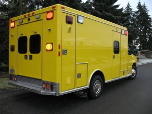 emergency Vehicle Windows