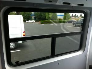 Sprinter van conversion windows first generation 2000 for 1st window