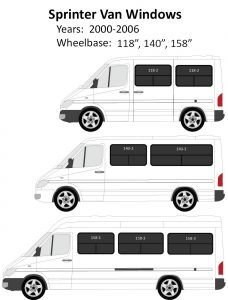 windows for mercedes sprinter conversion