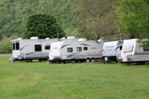 types of recreational vehicles